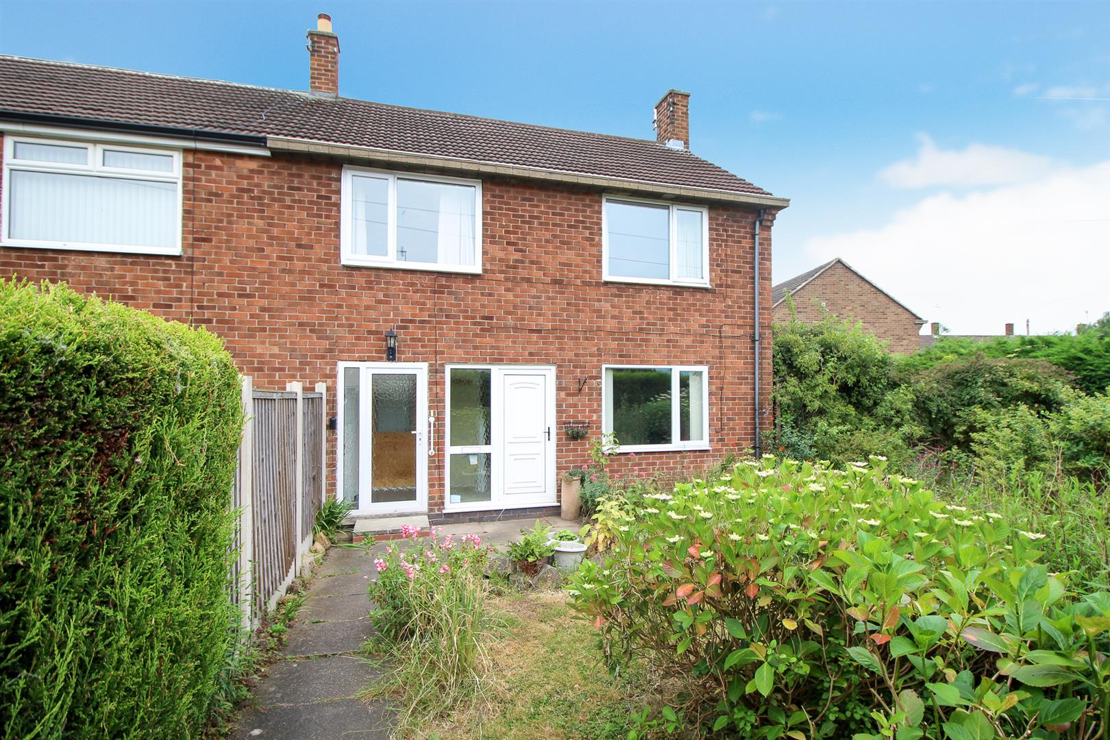 3 Bedrooms End Of Terrace House for sale in Rylands Close, Beeston Rylands